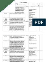 Modificat F Long Term Plan 4 Th Form
