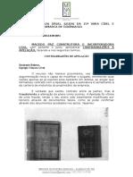 Macedo Paz Construtora e Incorporadora LTDA X Vivo SA - Declaratória CC Indenizatória - Contrarrazões à Apelação
