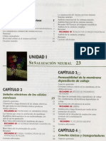 Neurociencia 2016, Indice y capitulo 1 OCR