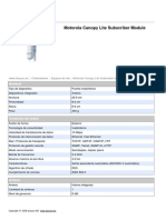 Motorola Canopy Lite Subscriber Module54