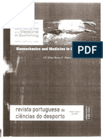 Haupenthal, A. Et Al. 2006 Injuries Incidence in Brazilian Swimmmers of Different Strokes