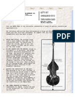 Baby Bass Manual