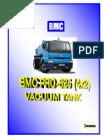 Trucks 625 Tank