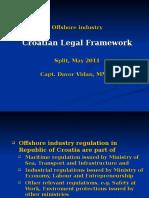Offshore CRO Legal Framework