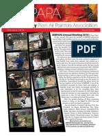 2010 V 1 Monterey Bay Plein Air Painters Association Newsletter