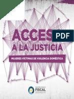 Acceso a Justicia - Mujeres Víctimas de Violencia Doméstica - Final Final