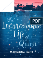 THE INCONCEIVABLE LIFE OF QUINN Chapter Sampler