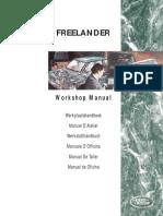 Freelander 1 My99 - Manual de Taller