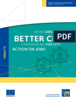 Urbact Report Better Cities Jobs
