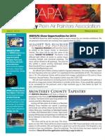 2010 V 2 Monterey Bay Plein Air Painters Association Newsletter
