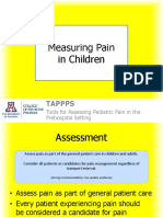 PFD Pain Assessment CE Gross