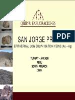 Quippu San Jorge Jul2009