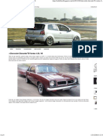 ._run4fun_._ _Chevrolet Chevette'78 Vortec 4.3L V6