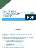 LP Metabolism Protidic 2017