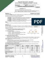 Comptablilté-Analytique-Contrôle-N°-2-2008