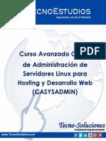 CursoAvanzadodeAdministracionServidoresLinux Completo