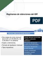 Regimen de Retencios y Uso de Herramienta Virtual Reten ISR