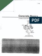 Concrete Basice