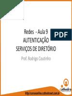 Redes -  Servicos de Diretorio