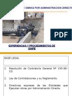 Conferencia Administracion Directa-Cusco
