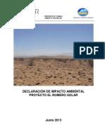 d98 DIA El Romero Solar