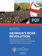 Georgia's Rose Revolution
