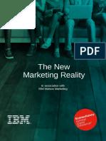 The New Marketing Reality