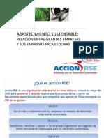 Presentacion RSE (Gerdau AZA)
