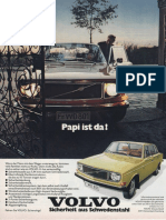 Volvo 144 Papi Ist Da Add. Ger.
