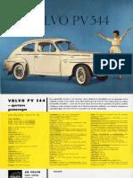 PV544 NL. Brochure.