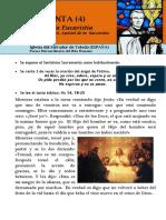 HORA SANTA Con San Pedro Julián Eymard . Institución de La Eucaristía. (4)