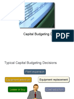 Chap 014 Capital Budgeting