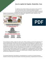 Empresas De Limpieza la capital de España. Domicilio, Casa O Piso Limpio
