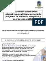 El MDL en el Perú_CIP_Chimbote 2010
