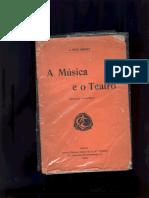 A Música e o Teatro I