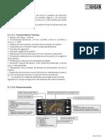 Sistema Vigia Nm -343 Información Completa