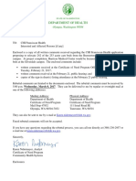 17-09 Rebuttal Memo and All Public Comments