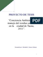 MEJORAMIENTO DE LA MUNICIPALIDAD Y SU INCIDENCIA DE DESECHOS  SOLIDOS DOMICILIARIOS.doc