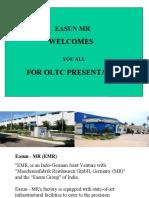 OLTC operation