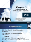 Business Technology Chapter 1