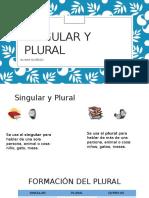 Plural y Singular