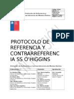 Protocolo Mioma Uterino Servicio Salud Ohiggins