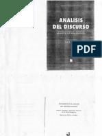 MARTÍNEZ(1994)-Análisis Del Discurso