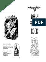 prayerbooklet