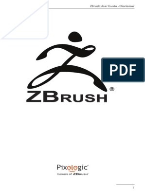 ZBrush Documentation Guide | Macintosh | Computing