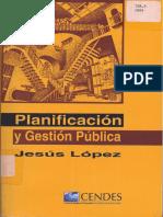 Planificación y Gestion