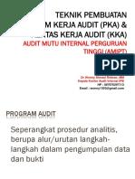 2 Teknik PKA Dan KKA Serta Pembuatan Laporan