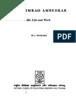 Life of B R Ambedkar-Shahare