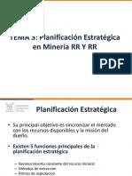 Tema 3 - Planificaci n Estrat Gica en Miner a-rr y Rr