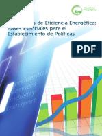 eficiencia energéti indicadores